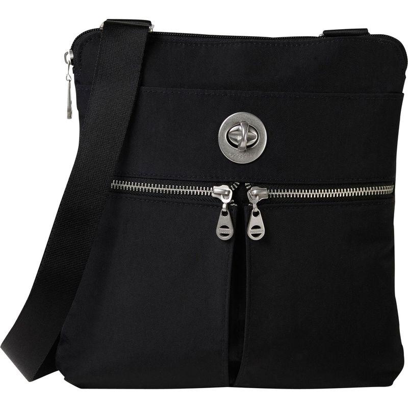 バッガリーニ メンズ ボディバッグ・ウエストポーチ バッグ Madras RFID Crossbody Bag Black