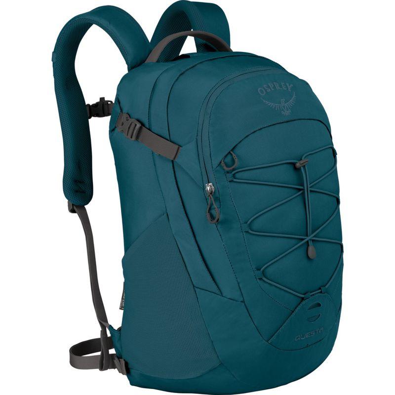 オスプレー メンズ スーツケース バッグ Questa Laptop Backpack Ethel Blue
