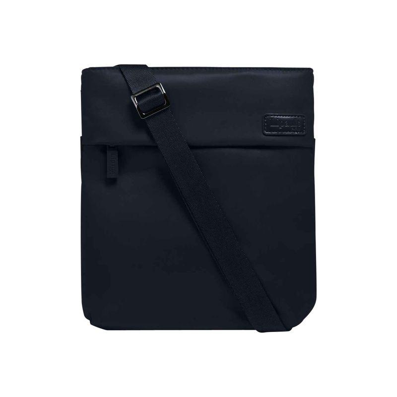 リパルトパリ メンズ ボディバッグ・ウエストポーチ バッグ City Plume Crossover Crossbody Bag Navy