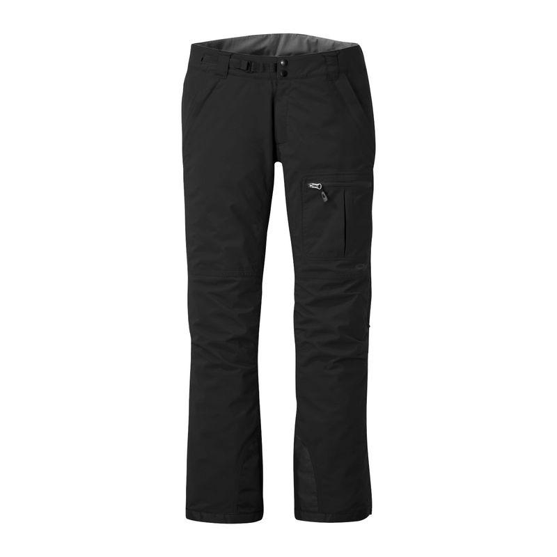アウトドアリサーチ レディース カジュアルパンツ ボトムス Women's Blackpowder II Pants XS - Black