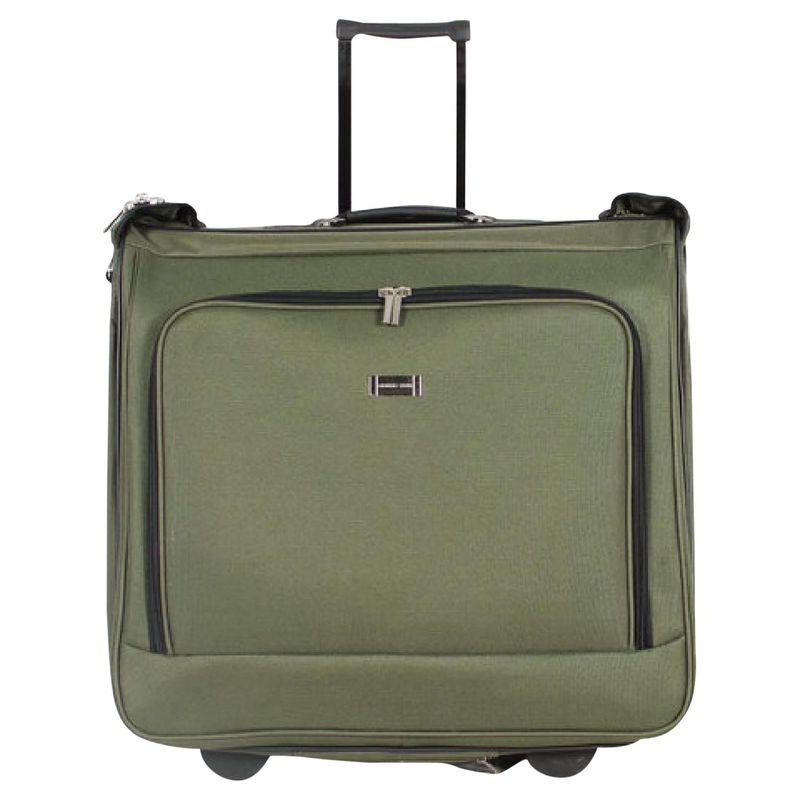 ジオフレイビーン メンズ スーツケース バッグ Rolling Garment Carrier Olive