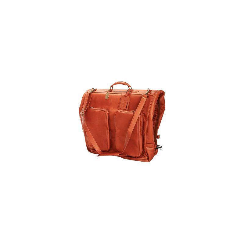 クレアーチャイス メンズ スーツケース バッグ Classic Garment Bag Saddle