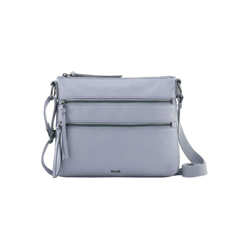 ザサック メンズ ボディバッグ・ウエストポーチ バッグ Reseda Leather Crossbody Lavender