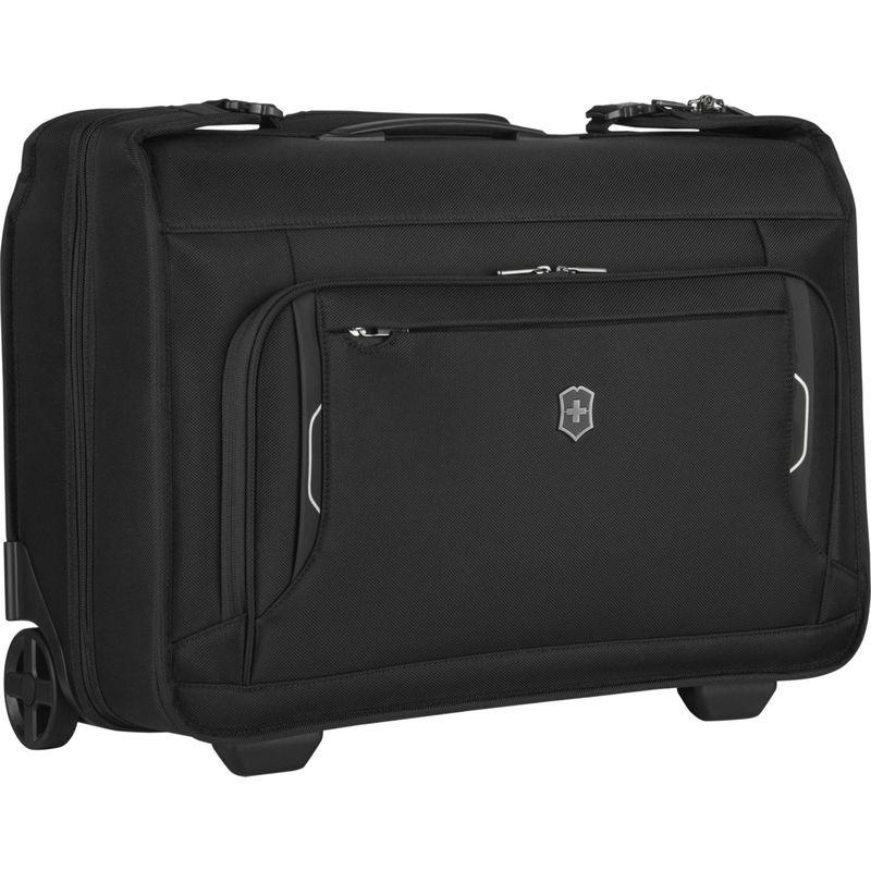 ビクトリノックス メンズ スーツケース バッグ Werks Traveler 6.0 Wheeled Garment Bag Black