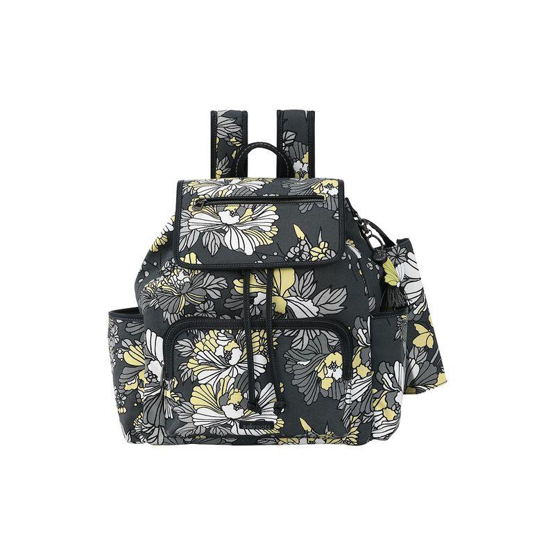 サックルーツ メンズ バックパック・リュックサック バッグ Artist Circle Fleetwood Backpack Slate Flower Blossoms