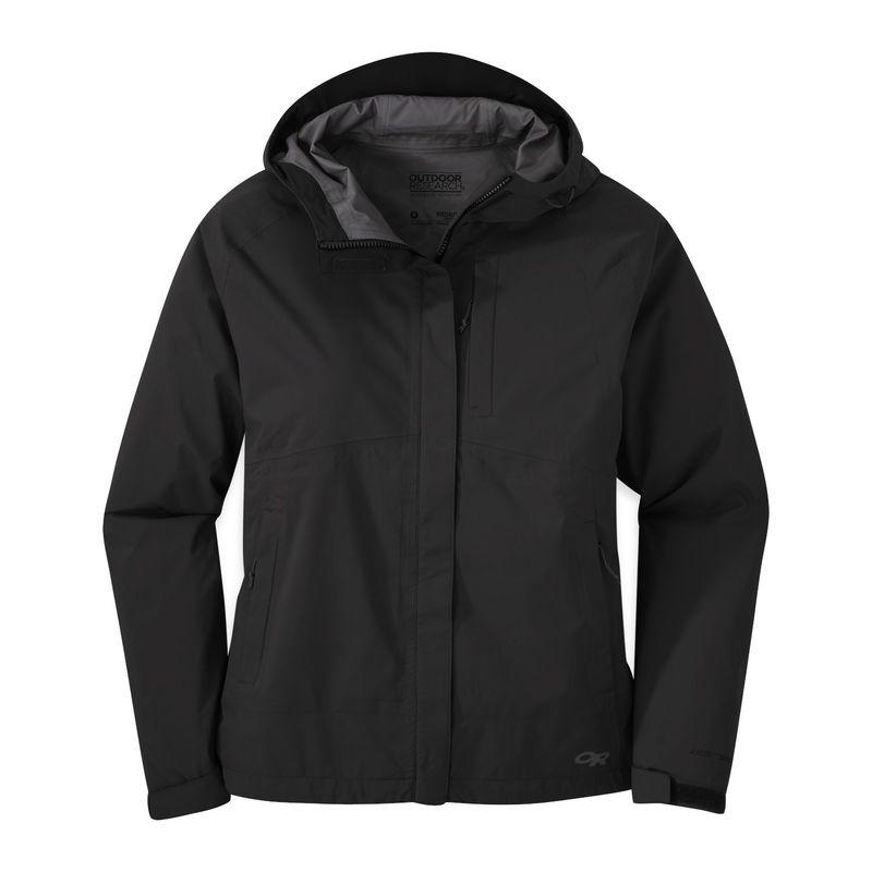 アウトドアリサーチ レディース ジャケット・ブルゾン アウター Women's Guardian Jacket XS - Black
