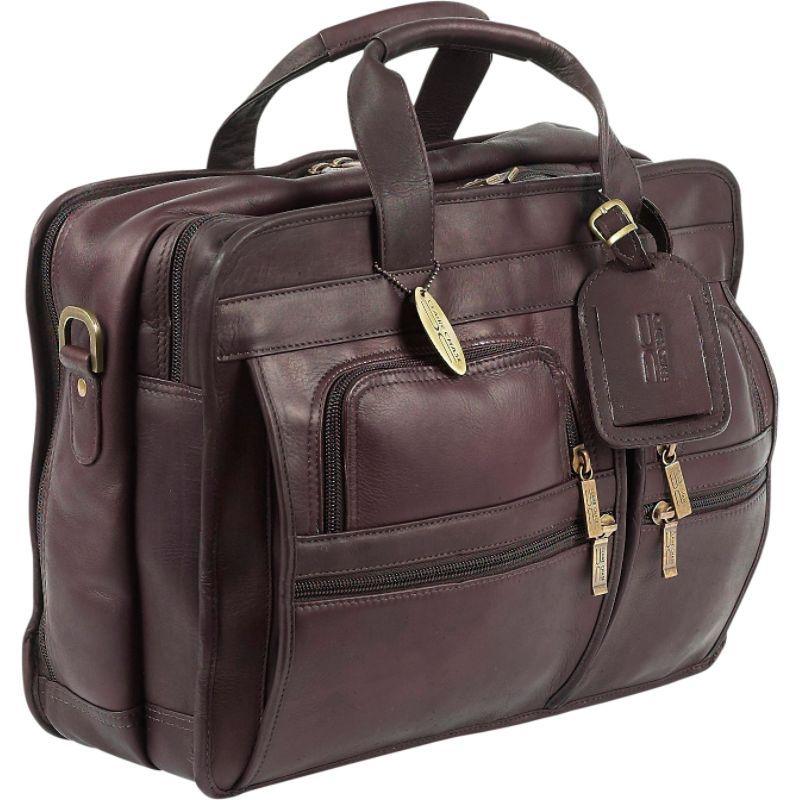 クレアーチャイス メンズ スーツケース バッグ Executive Briefcase Cafe
