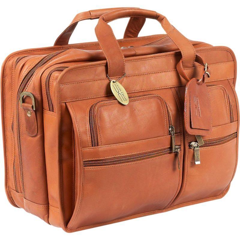 クレアーチャイス メンズ スーツケース バッグ Executive Briefcase X-wide Saddle