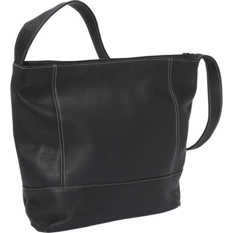 ルドネレザー メンズ ショルダーバッグ バッグ Everyday Shoulder Bag Black