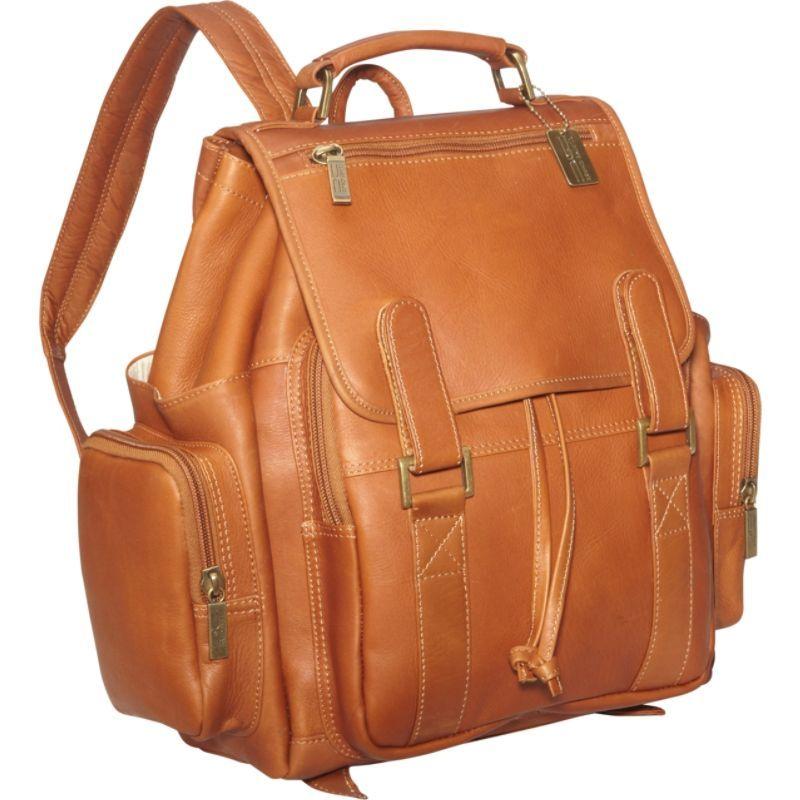クレアーチャイス メンズ スーツケース バッグ Sierra Laptop Back Pack Saddle