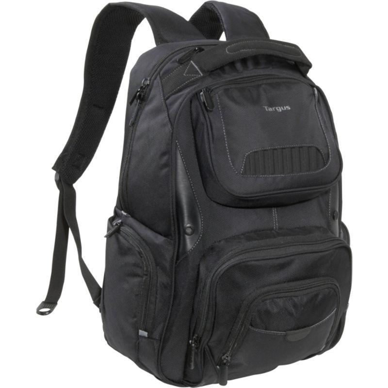 ターグス メンズ スーツケース バッグ Legend IQ Laptop Backpack - 16 Black