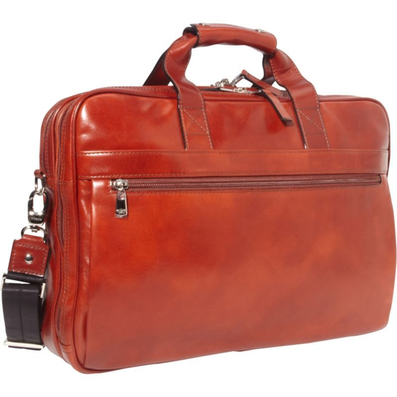 ボスカ メンズ スーツケース バッグ Old Leather Stringer Bag Old Leather Cognac (32)