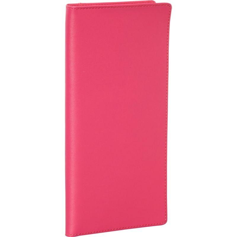 クレバ メンズ 財布 アクセサリー Travel Organizer Wallet Hot Pink