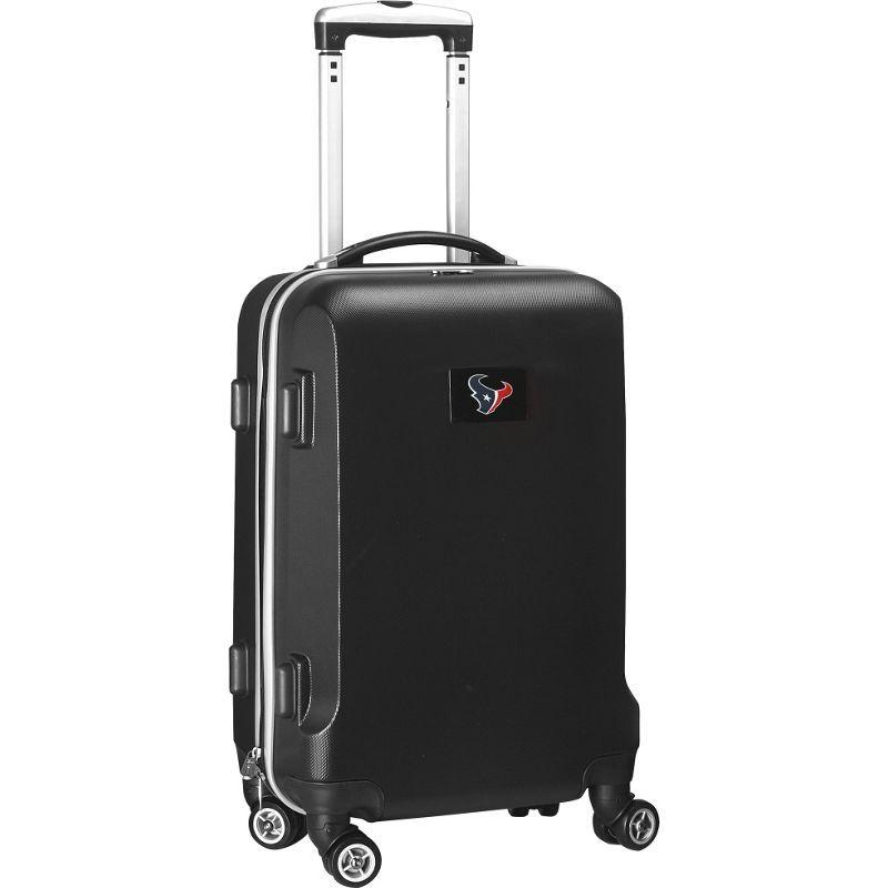 デンコスポーツ メンズ スーツケース バッグ NFL 20 Domestic Carry-On Black Houston Texans