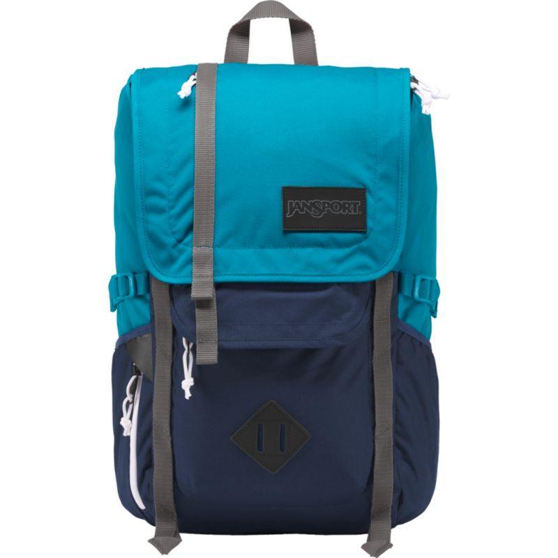 ジャンスポーツ メンズ バックパック・リュックサック バッグ Hatchet Backpack - 15 Blue Danube / Navy