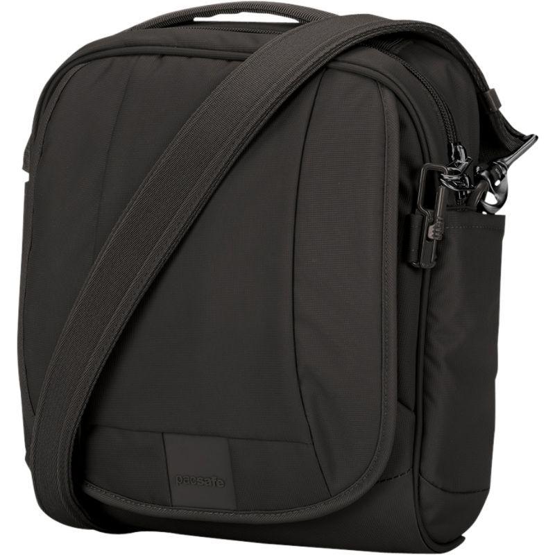 パックセーフ メンズ ショルダーバッグ バッグ Metrosafe LS200 Anti-Theft Shoulder Bag Black
