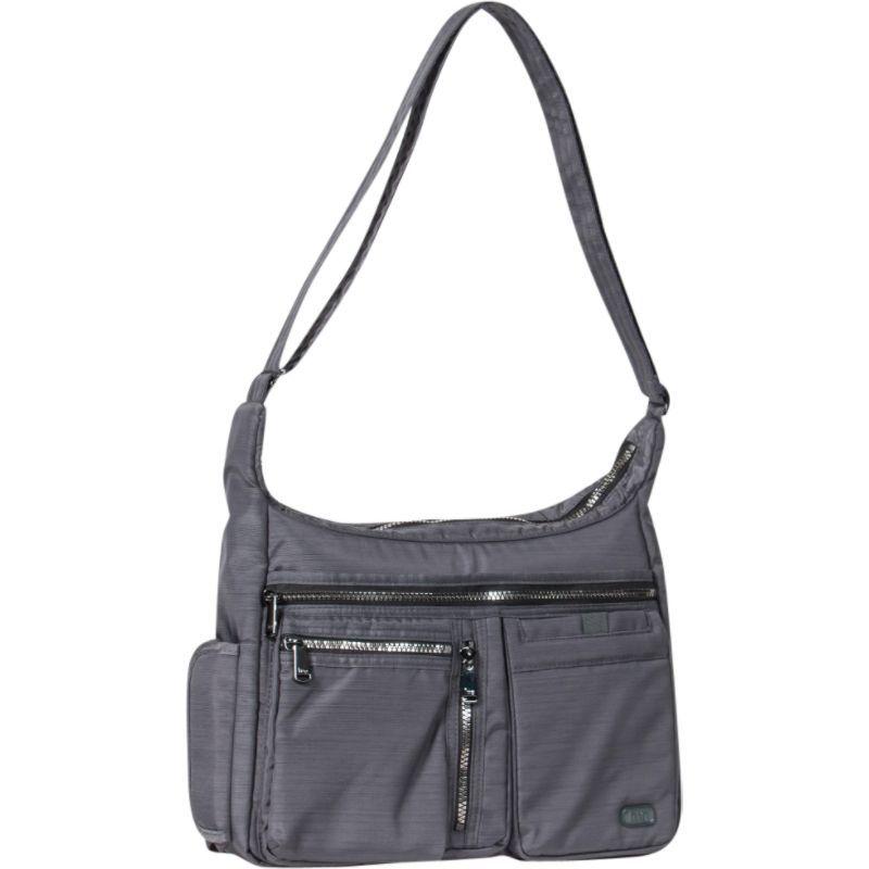 ラグ メンズ ボディバッグ・ウエストポーチ バッグ RFID Double Dutch Cross-body Bag Brushed Grey