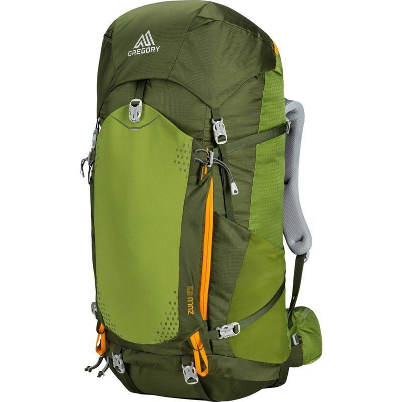 グレゴリー メンズ バックパック・リュックサック バッグ Zulu 65 Moss Green - Large