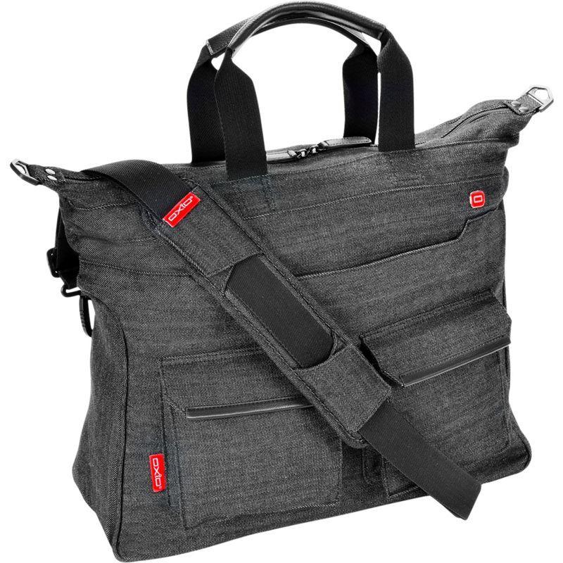 オキシオ メンズ スーツケース バッグ Sheenko II Laptop Tote Grey