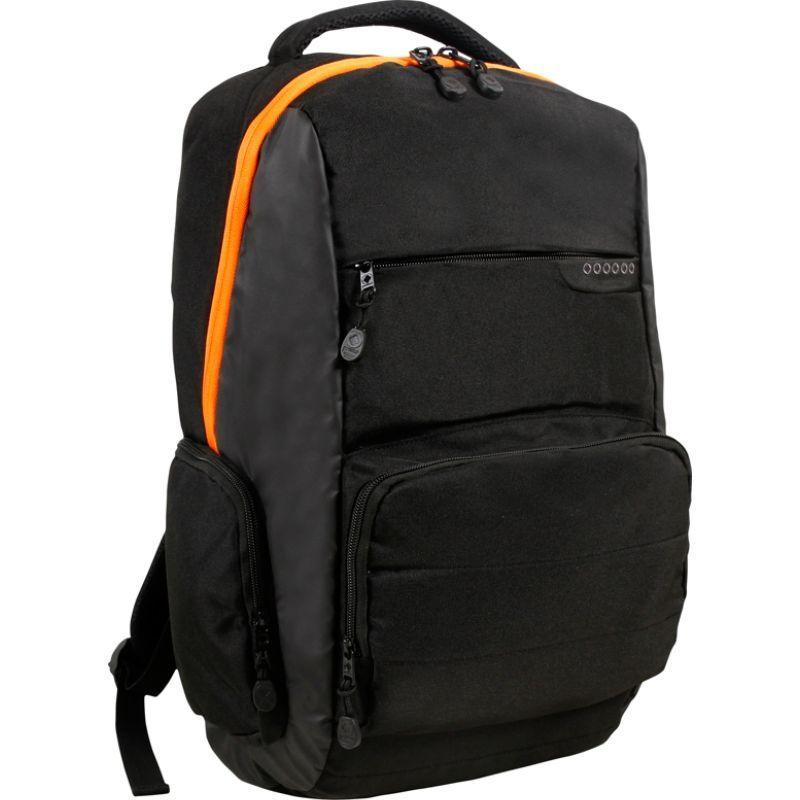 ジャイワールドニューヨーク メンズ スーツケース バッグ Caliber Laptop Backpack Black