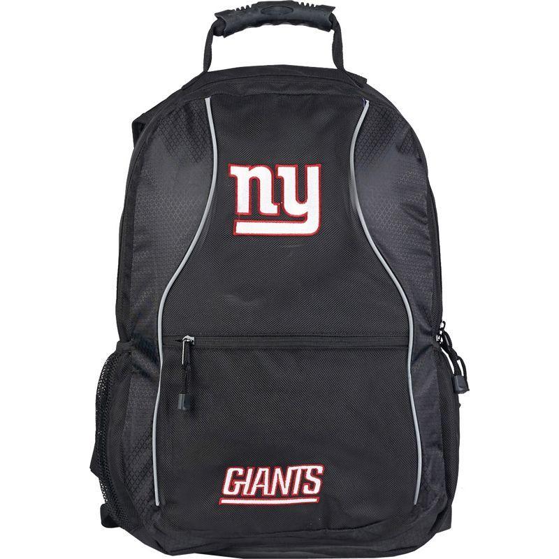 NFL メンズ バックパック・リュックサック バッグ Phenom Laptop Backpack New York Giants