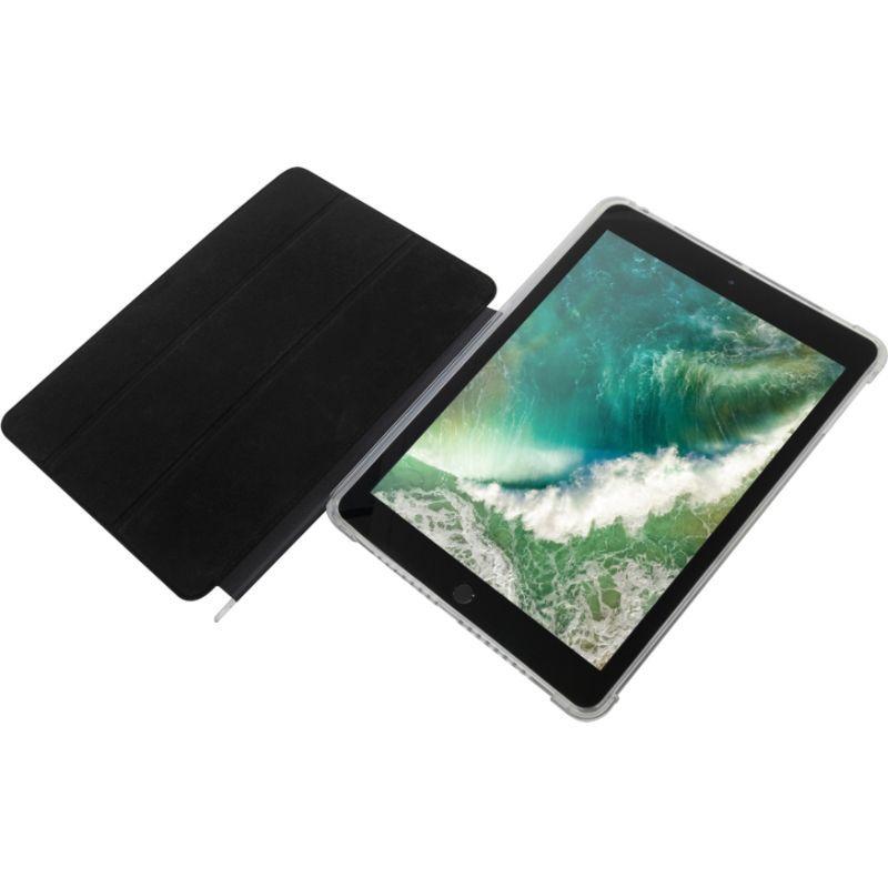 ツカーノ メンズ PC・モバイルギア アクセサリー Guscio Protective iPad 9.7 Case Eco Leather Black