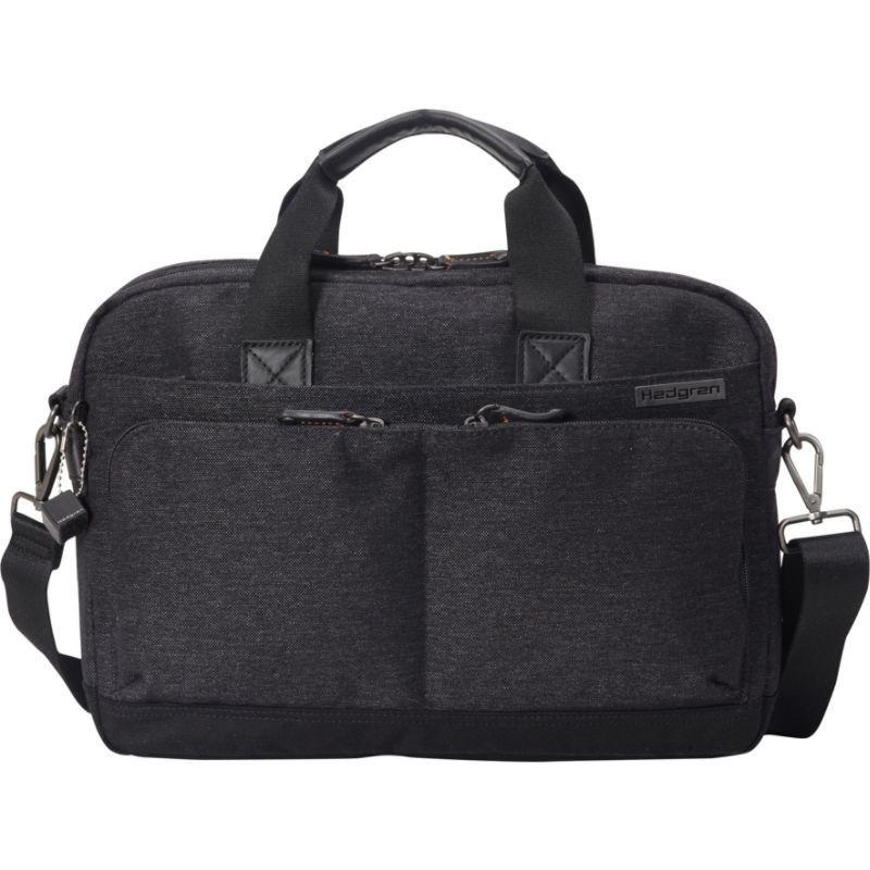 ヘドグレン メンズ スーツケース バッグ Harmony Slim 13 Laptop Briefcase Asphalt