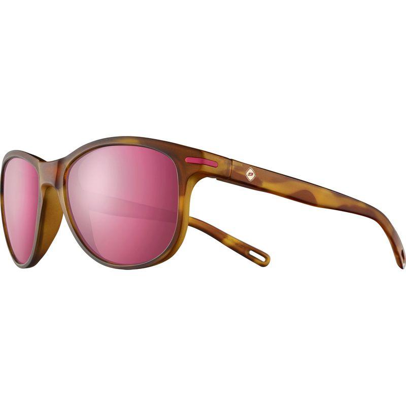 ジュルボ メンズ サングラス・アイウェア アクセサリー Adelaide Sunglasses with Polarized 3 Lenses Light Tortoise