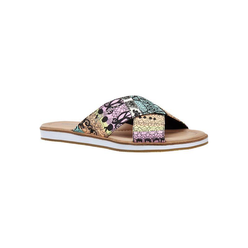 サックルーツ レディース サンダル シューズ Womens Calypso Platform Sandal 6 - Sherbet One World
