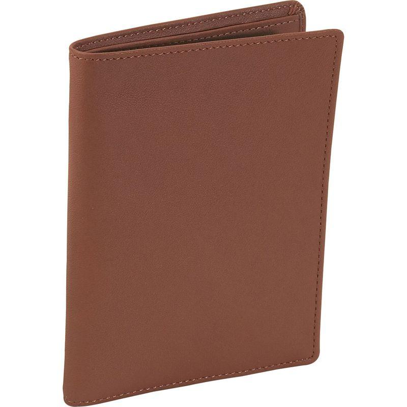 ロイスレザー メンズ 財布 アクセサリー Passport Currency Wallet Tan