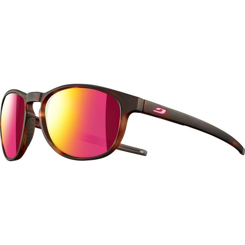 ジュルボ メンズ サングラス・アイウェア アクセサリー Elevate Sunglasses with Spectron 3CF Lenses Tortoise Maroon/Pink