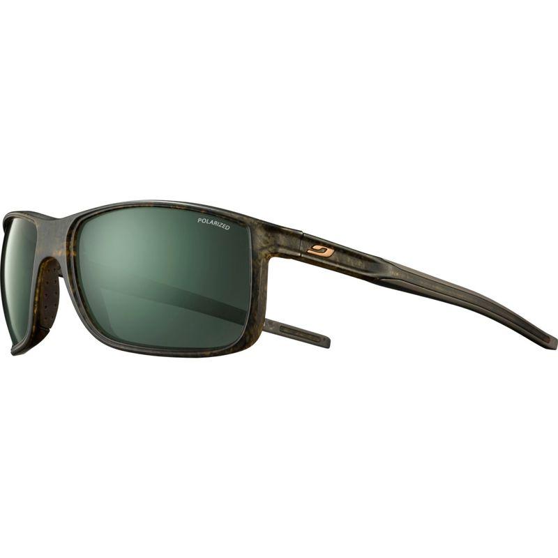ジュルボ メンズ サングラス・アイウェア アクセサリー Arise Sunglasses with Polarized 3 Lenses Transluscent Matte Brown