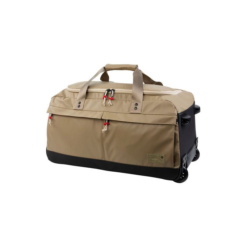 ヘックス メンズ スーツケース バッグ Carry On Roller Khaki Utility