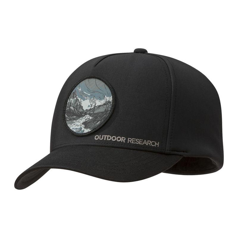 アウトドアリサーチ メンズ 帽子 アクセサリー Alpenglow Winter Cap S/M - Black