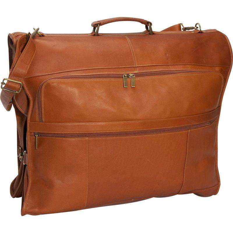 デビッドキング メンズ スーツケース バッグ 42 Garment Bag Tan
