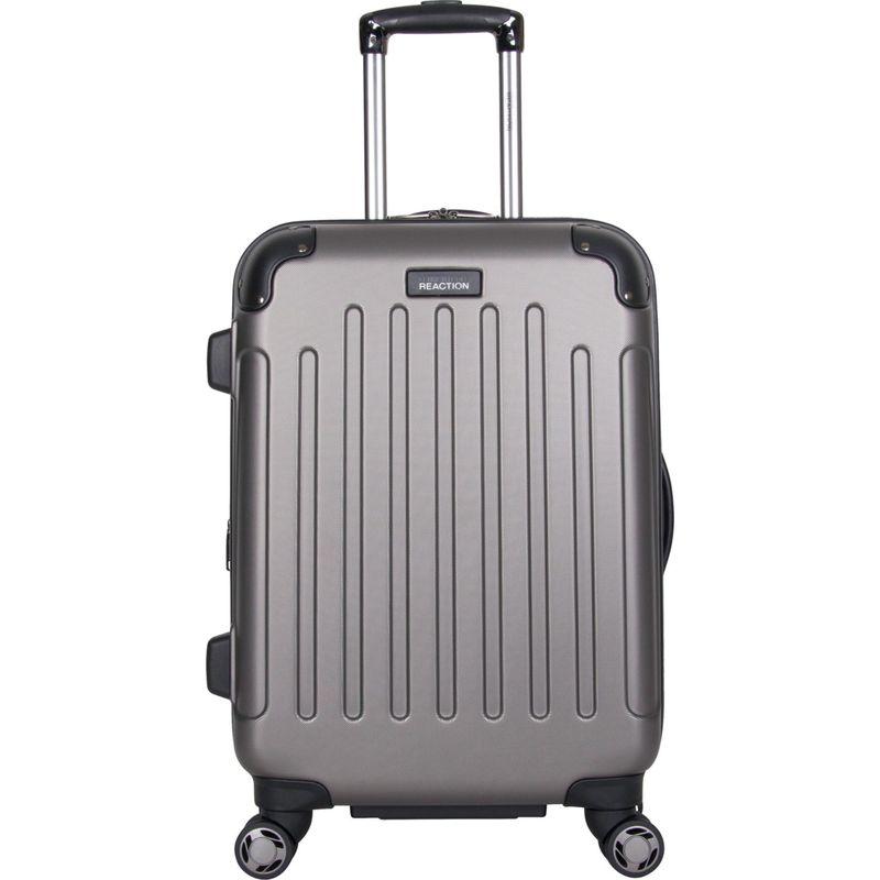 ケネスコール メンズ スーツケース バッグ Renegade 20 Hardside 8-Wheel Spinner Expandable Carry-On Suitcase Gray