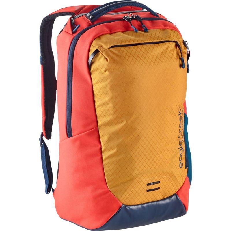 イーグルクリーク レディース スーツケース バッグ Womens Wayfinder Laptop Backpack 30L Sahara Yellow