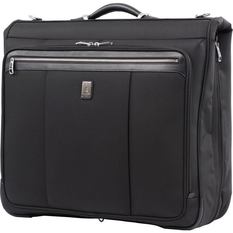 送料無料 サイズ交換無料 トラベルプロ メンズ バッグ スーツケース Black 日本全国 Platinum Bi-Fold Bag Hanging 希少 Magna Garment 2
