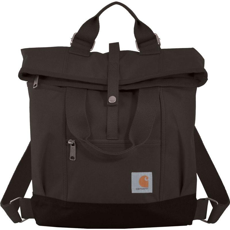 カーハート レディース バックパック・リュックサック バッグ Women's Backpack Hybrid Black