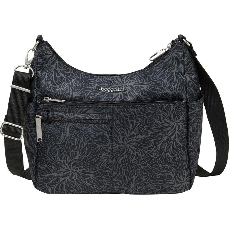 バッガリーニ メンズ ボディバッグ・ウエストポーチ バッグ Anti-Theft Free Time Crossbody Bag Midnight Blossom