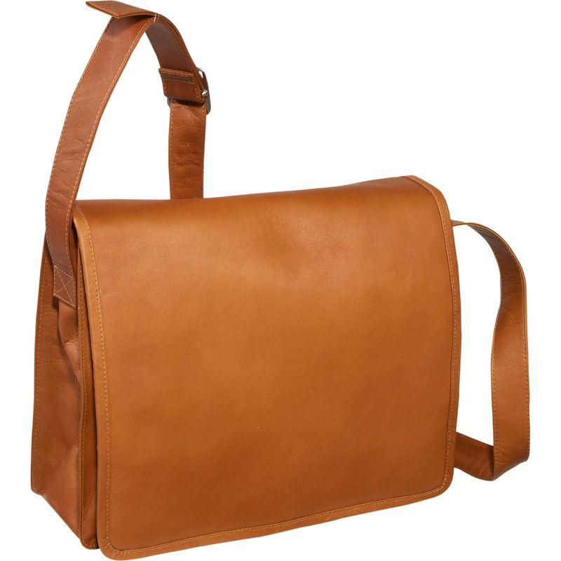 ピエール メンズ ボディバッグ・ウエストポーチ バッグ Large Handbag with Organizer Saddle