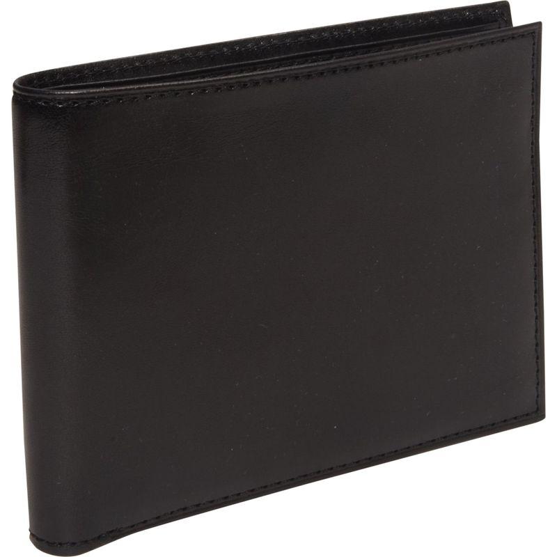 ボスカ メンズ 財布 アクセサリー Old Leather 8 Pocket Executive Wallet Black