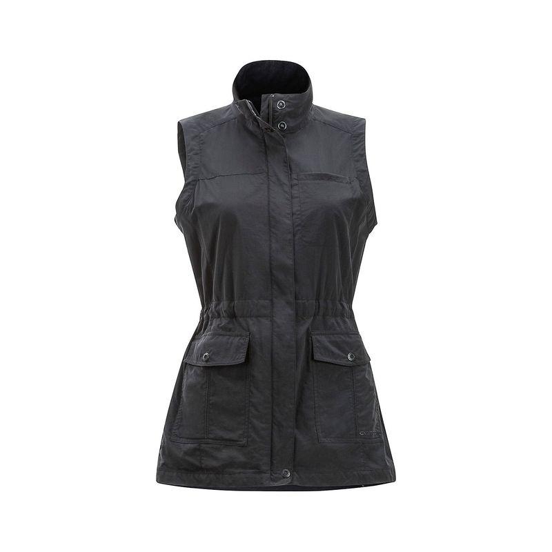 エクスオフィシオ レディース ジャケット・ブルゾン アウター Womens Sol Cool FlyQ Vest M - Black