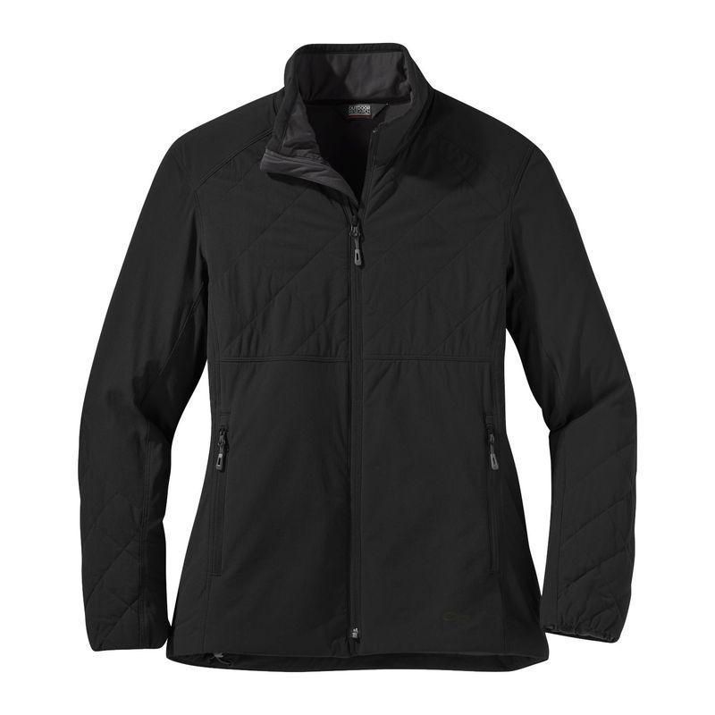 アウトドアリサーチ レディース ジャケット・ブルゾン アウター Women's Winter Ferrosi Jacket XS - Black