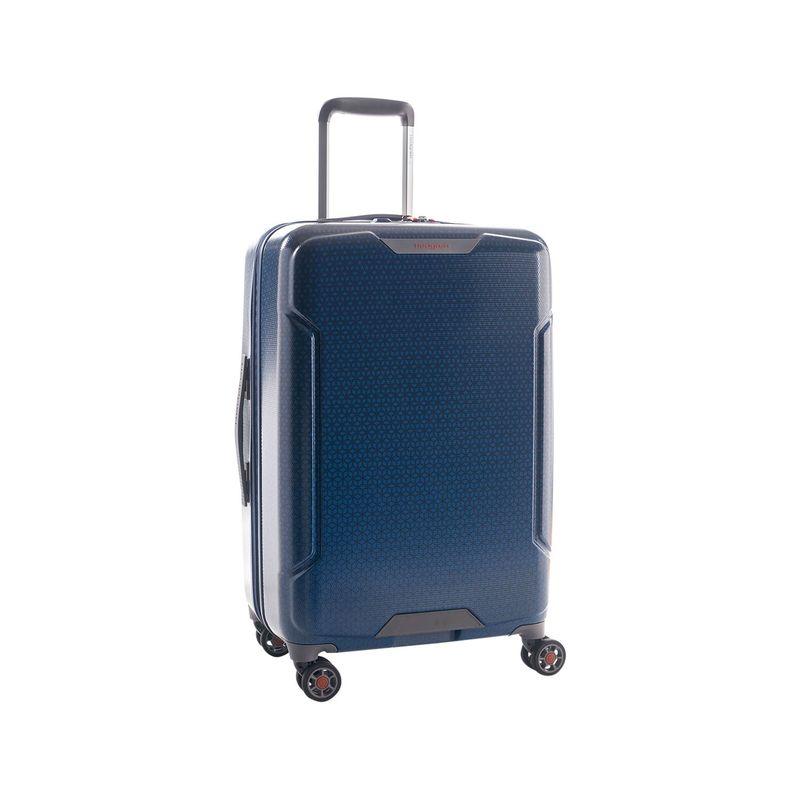 ヘドグレン メンズ スーツケース バッグ Glide Medium 24 Hardside Expandable Spinner Blue Opal