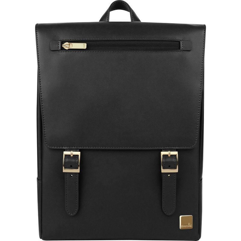 モシ メンズ スーツケース バッグ Helios Mini Laptop Backpack Jet Black