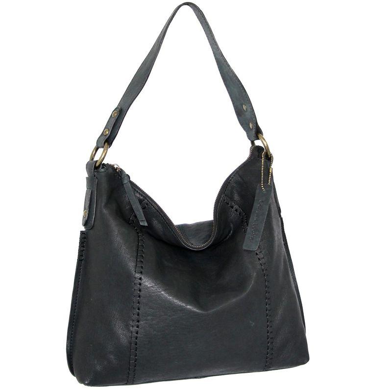 ニノボッシ メンズ ショルダーバッグ バッグ Monika Shoulder Bag Black