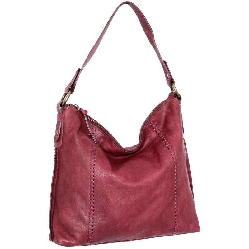 ニノボッシ メンズ ショルダーバッグ バッグ Monika Shoulder Bag Merlot