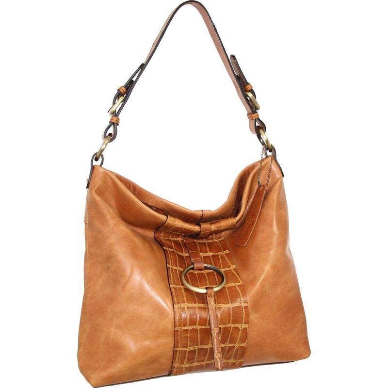 ニノボッシ メンズ ショルダーバッグ バッグ Kaitlynn Shoulder Bag Cognac