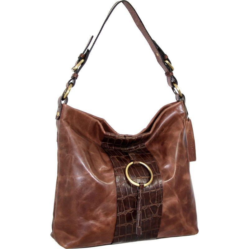 ニノボッシ メンズ ショルダーバッグ バッグ Kaitlynn Shoulder Bag Walnut